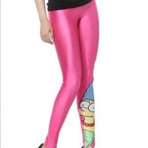 Pants - Marge Simpson Leggings